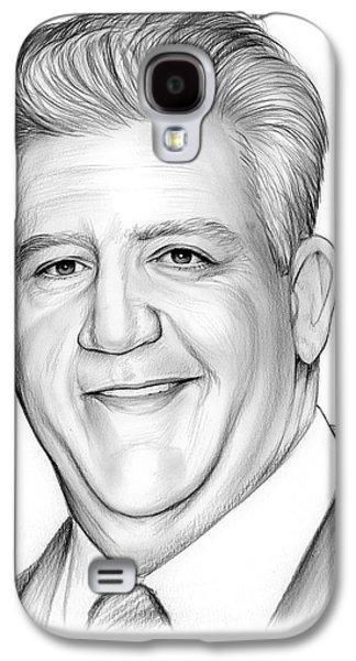 Gregory Jbara Galaxy S4 Case by Greg Joens