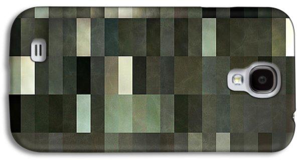 Grey And Gray Galaxy S4 Case
