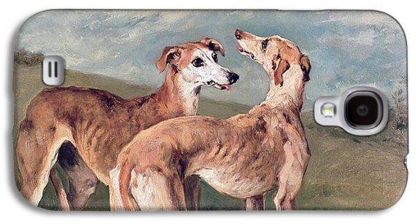 Greyhounds Galaxy S4 Case