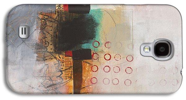 Grid 11 Galaxy S4 Case by Jane Davies