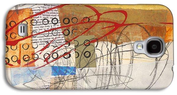 Grid 12 Galaxy S4 Case by Jane Davies