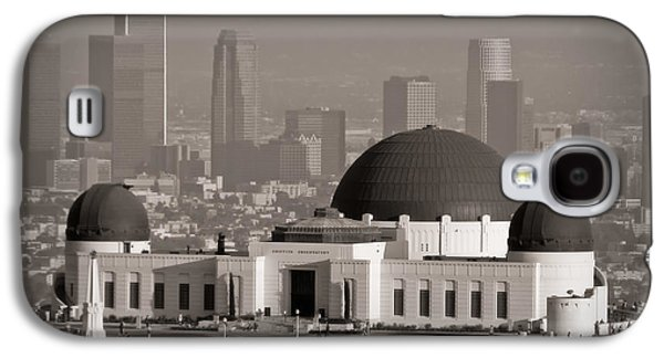 Griffith Observatory Galaxy S4 Case by Adam Romanowicz