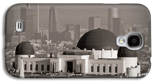 Griffith Observatory Galaxy S4 Case