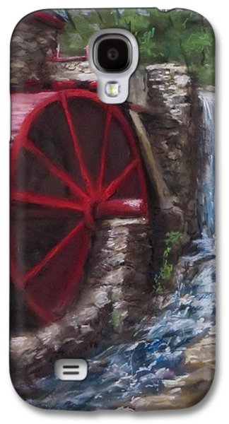 Gristmill Galaxy S4 Case by Jack Skinner