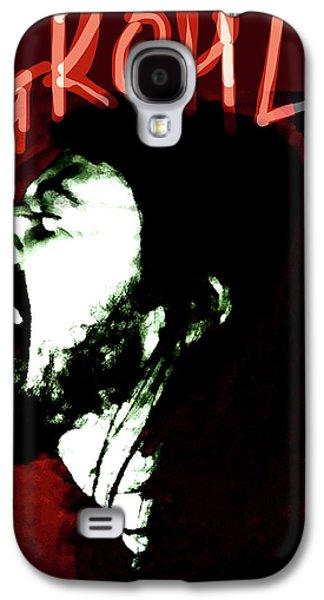 Def Leppard Galaxy S4 Case - Grohl  by Enki Art