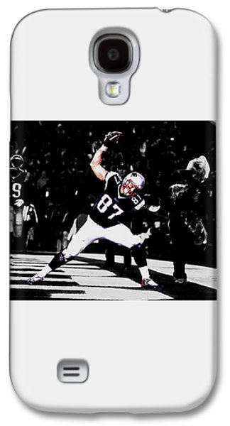 Gronk Galaxy S4 Case by Brian Reaves