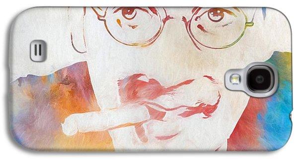 Groucho Marx Galaxy S4 Case