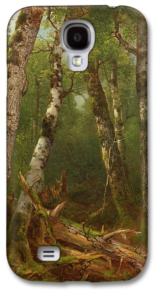 Group Of Trees Galaxy S4 Case by Asher Brown Durand