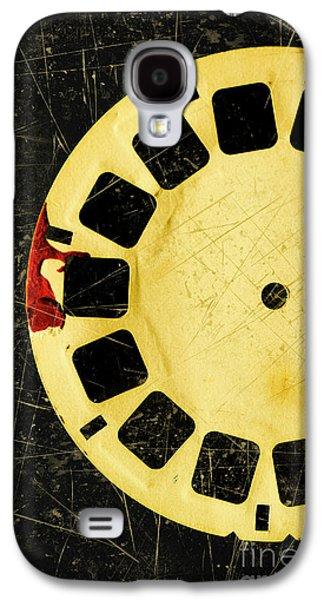 Grunge Toy Artwork Galaxy S4 Case