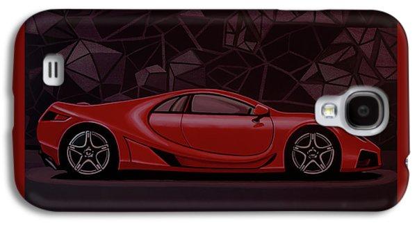 Gta Spano 2010 Painting Galaxy S4 Case