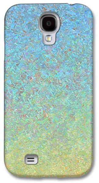 Guard Galaxy S4 Case by James W Johnson