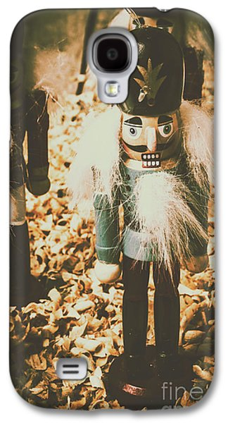 Guards Of Nutcracker Way Galaxy S4 Case by Jorgo Photography - Wall Art Gallery