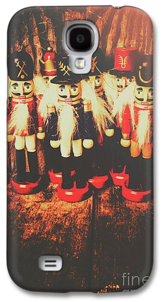 Guards Of The Toy Box Galaxy S4 Case by Jorgo Photography - Wall Art Gallery