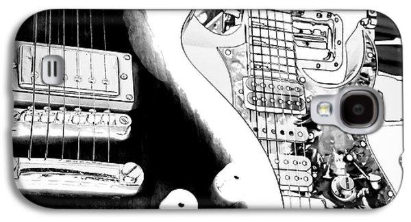Guitar Duo Galaxy S4 Case