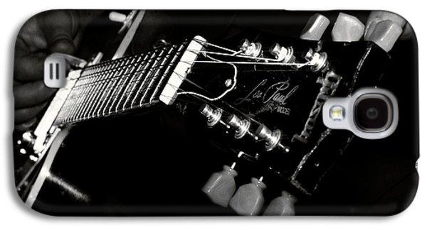 Guitarist Galaxy S4 Case by Stelios Kleanthous