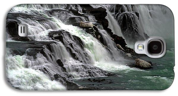 Gullfoss Waterfalls, Iceland Galaxy S4 Case