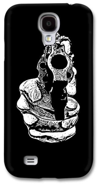 Gunman T-shirt Galaxy S4 Case