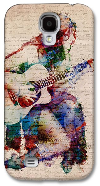 Gypsy Serenade Galaxy S4 Case by Nikki Smith