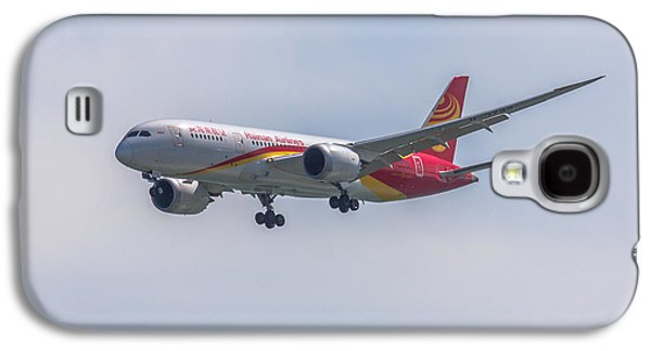 Hainan Airlines Dreamliner Galaxy S4 Case by Brian MacLean