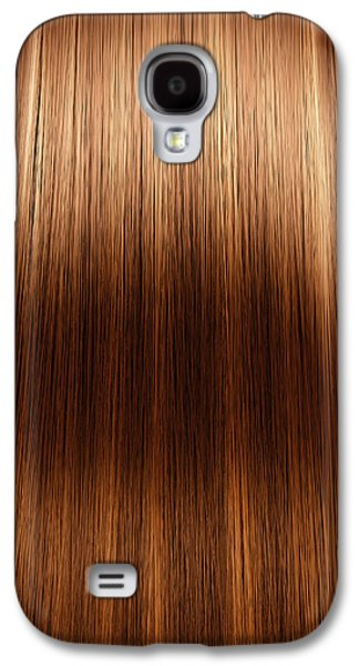 Hair Perfect Straight Galaxy S4 Case
