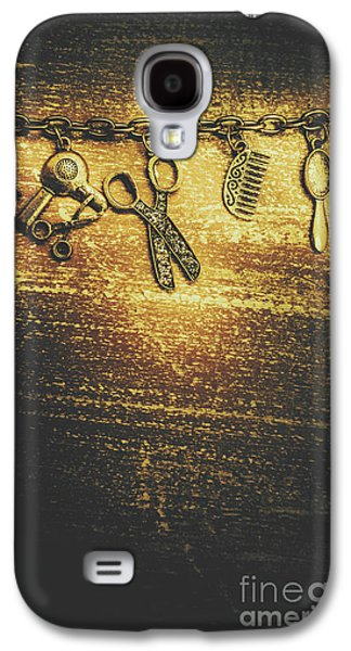 Hairdressing Beauty Salon Background Galaxy S4 Case by Jorgo Photography - Wall Art Gallery