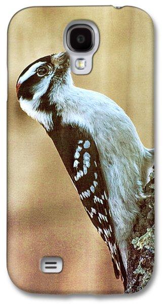 Hairy Woodpecker Galaxy S4 Case