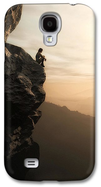 Halcyon Galaxy S4 Case by Cynthia Decker