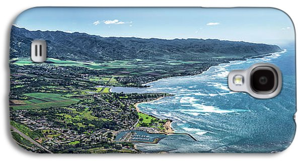 Haleiwa Country Galaxy S4 Case by Sean Davey