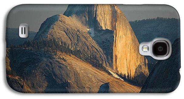 Half Dome At Sunset - Yosemite Galaxy S4 Case