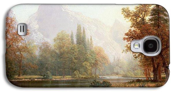 Half Dome Yosemite Galaxy S4 Case