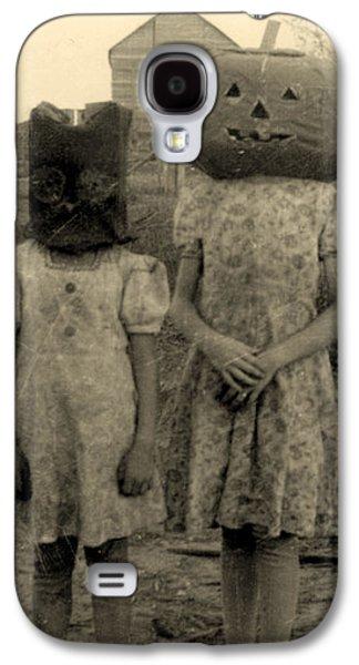 Halloween Galaxy S4 Case by American School