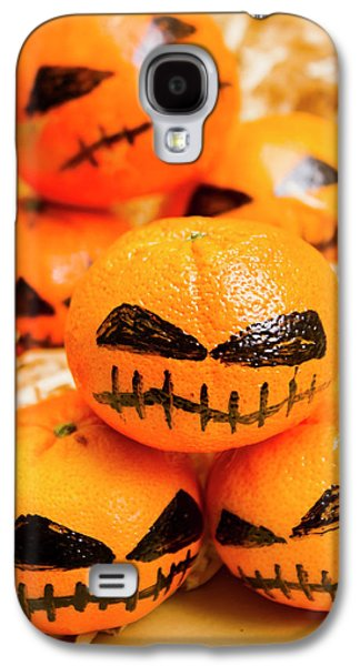 Halloween Craft Treats Galaxy S4 Case by Jorgo Photography - Wall Art Gallery