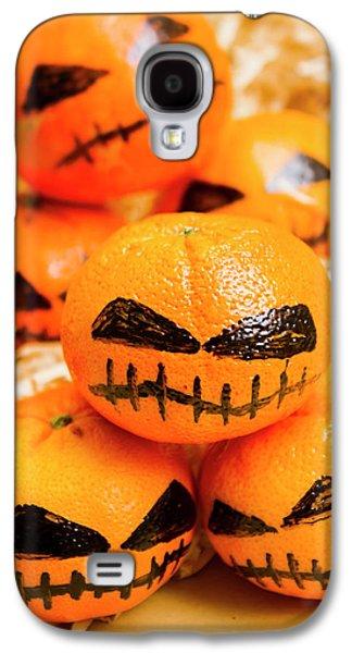 Halloween Craft Treats Galaxy S4 Case