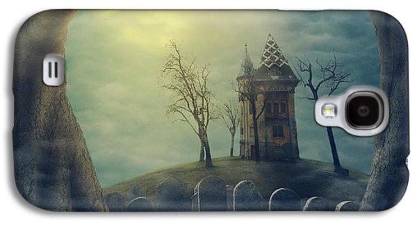 Halloween  Galaxy S4 Case by Jelena Jovanovic