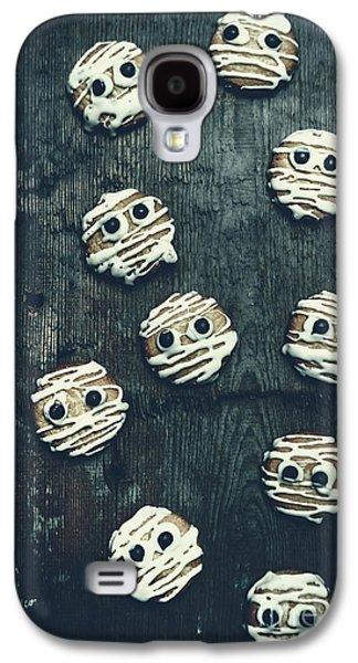 Halloween Mummy Cookies Galaxy S4 Case