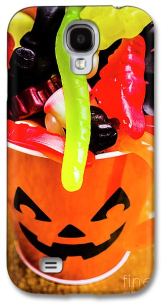 Halloween Party Details Galaxy S4 Case by Jorgo Photography - Wall Art Gallery