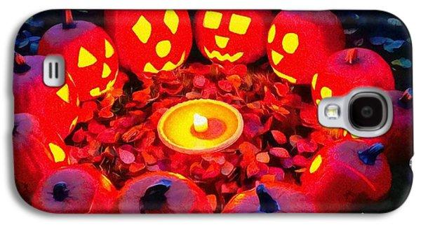 Halloween Secret Ritual Galaxy S4 Case