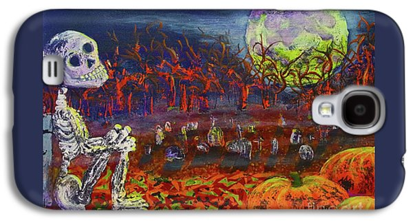 Halloween Serenity Galaxy S4 Case by JA Wiese