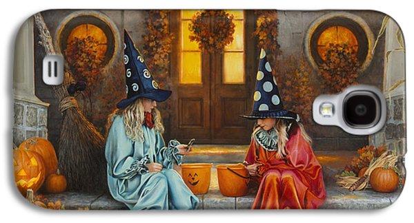 Halloween Sweetness Galaxy S4 Case