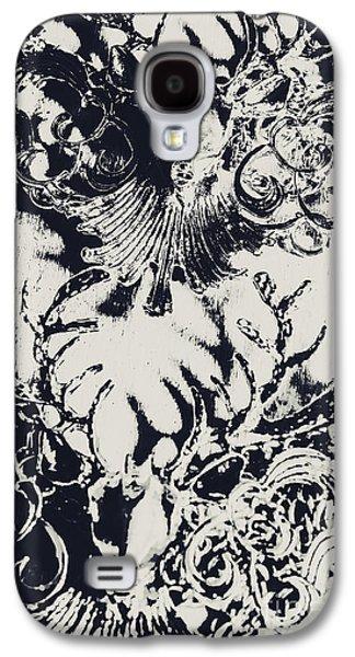 Halls Of Horned Art Galaxy S4 Case