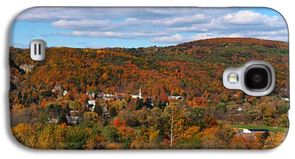 Hammondsport Panorama Galaxy S4 Case by Joshua House