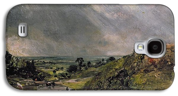 Hampstead Heath Galaxy S4 Case by John Constable
