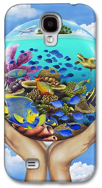 Handle With Care Galaxy S4 Case