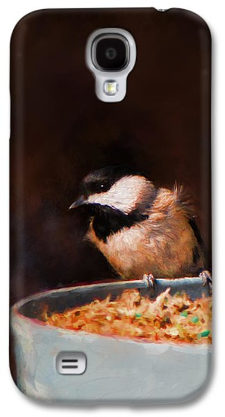Hanging On The Edge Galaxy S4 Case