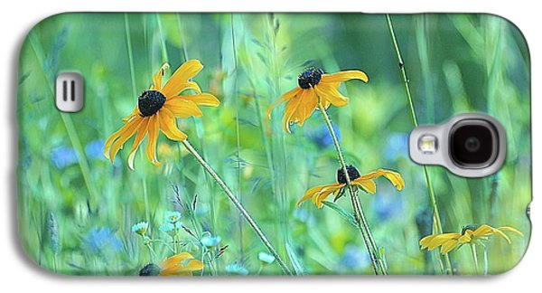 Happiness Is In The Meadows - 111 Galaxy S4 Case