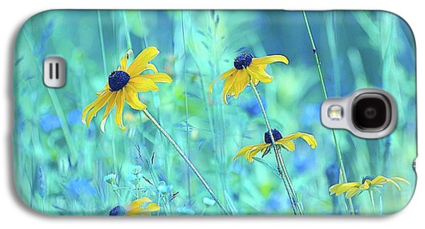 Happiness Is In The Meadows - A111 Galaxy S4 Case