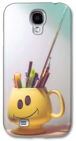 Happiness Is Galaxy S4 Case by Scott Norris