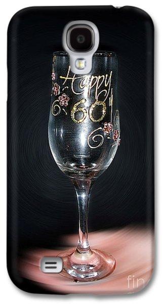 Happy 60th Birthday Galaxy S4 Case