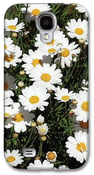 Daisy Galaxy S4 Case - Happy Daisies- Photography By Linda Woods by Linda Woods