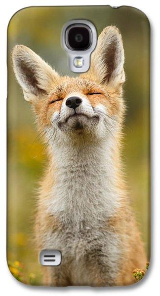 Happy Fox Galaxy S4 Case